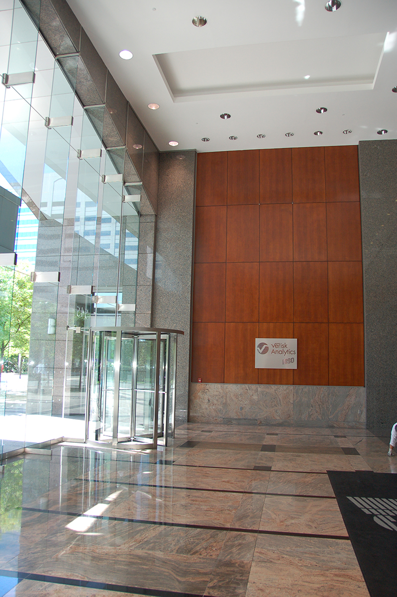 Lobby, Newport Office Center IV