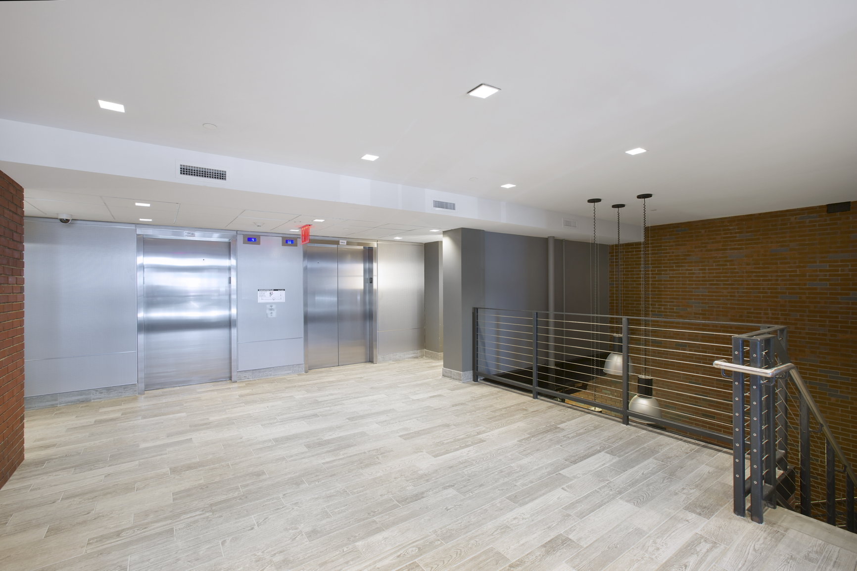 Upper Lobby - Photo courtesy of client