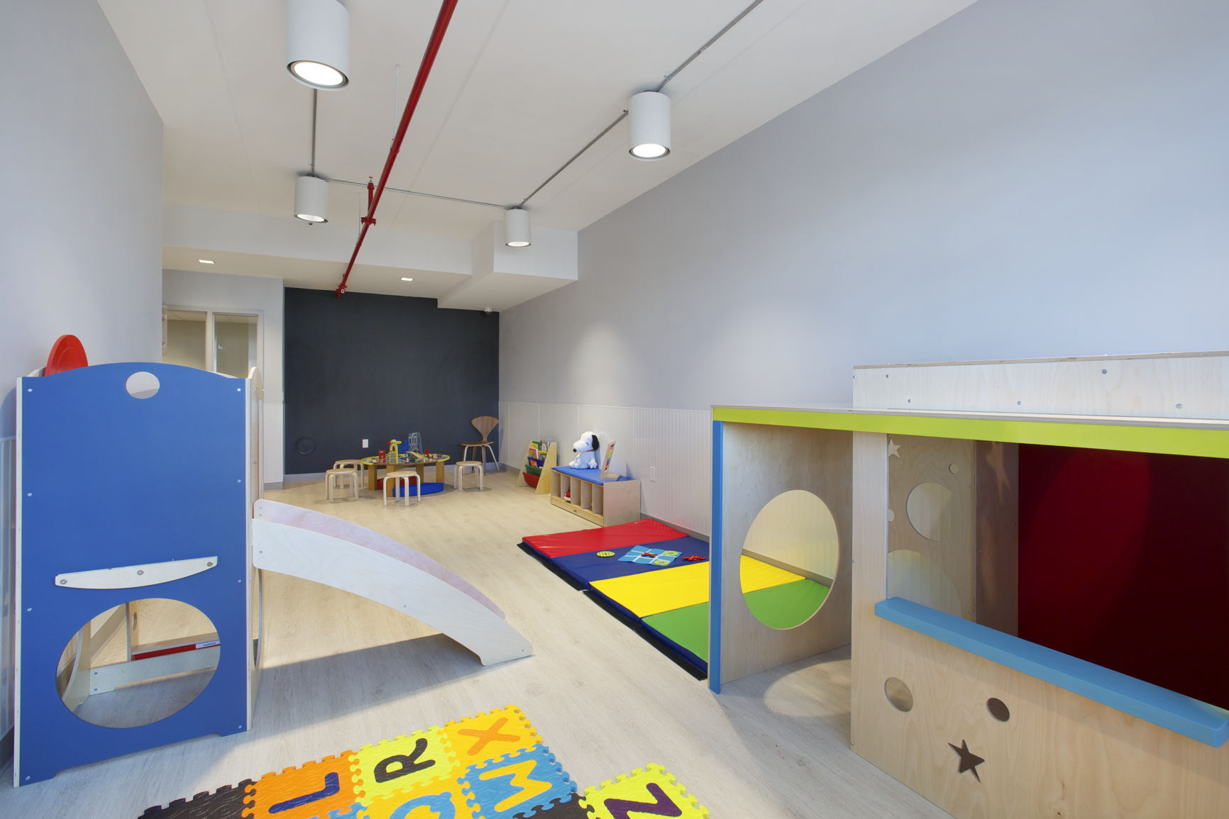 Children's Playroom - Photo courtesy of client