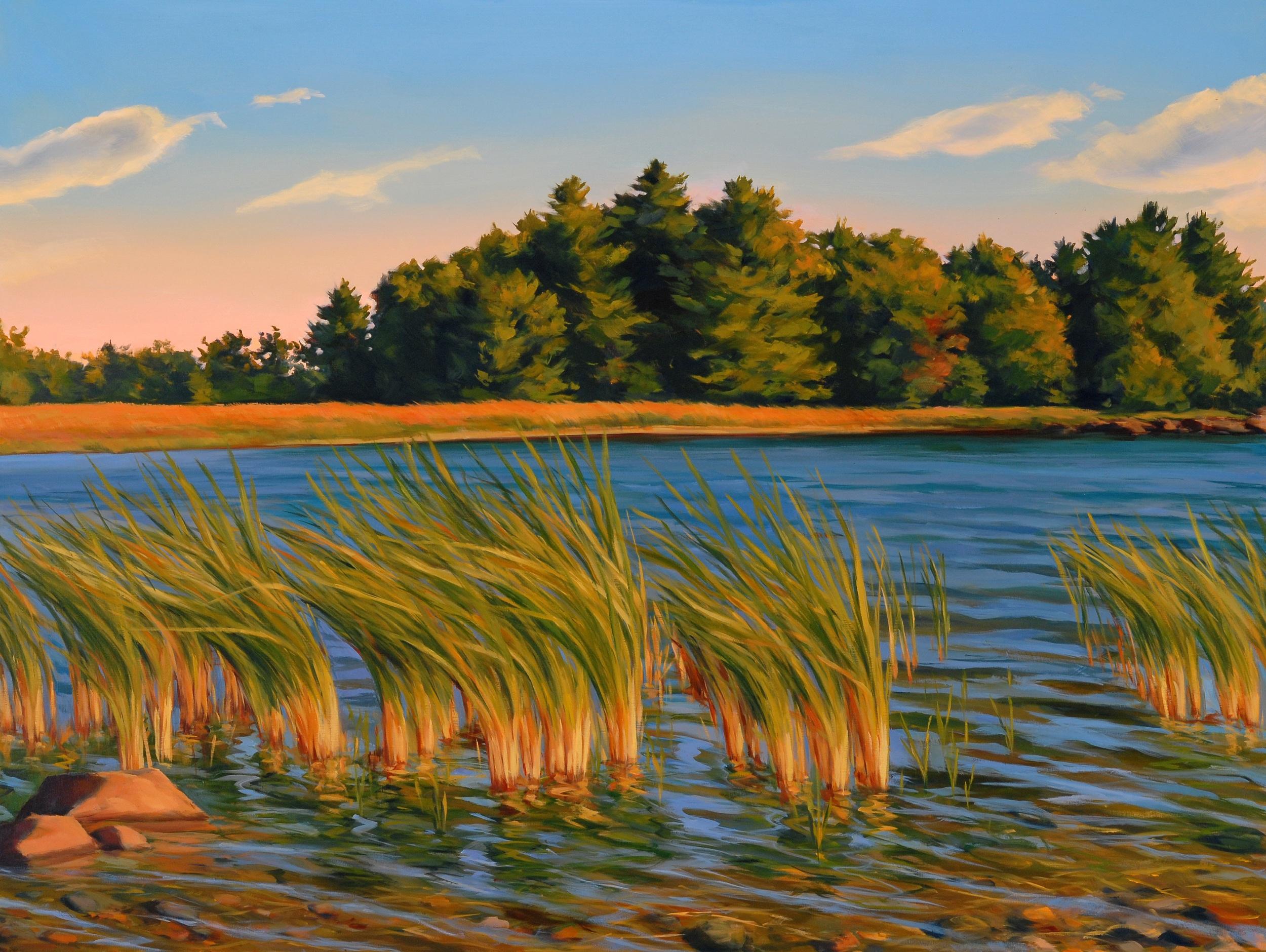 Raymond Beach Triptych #2 Detail