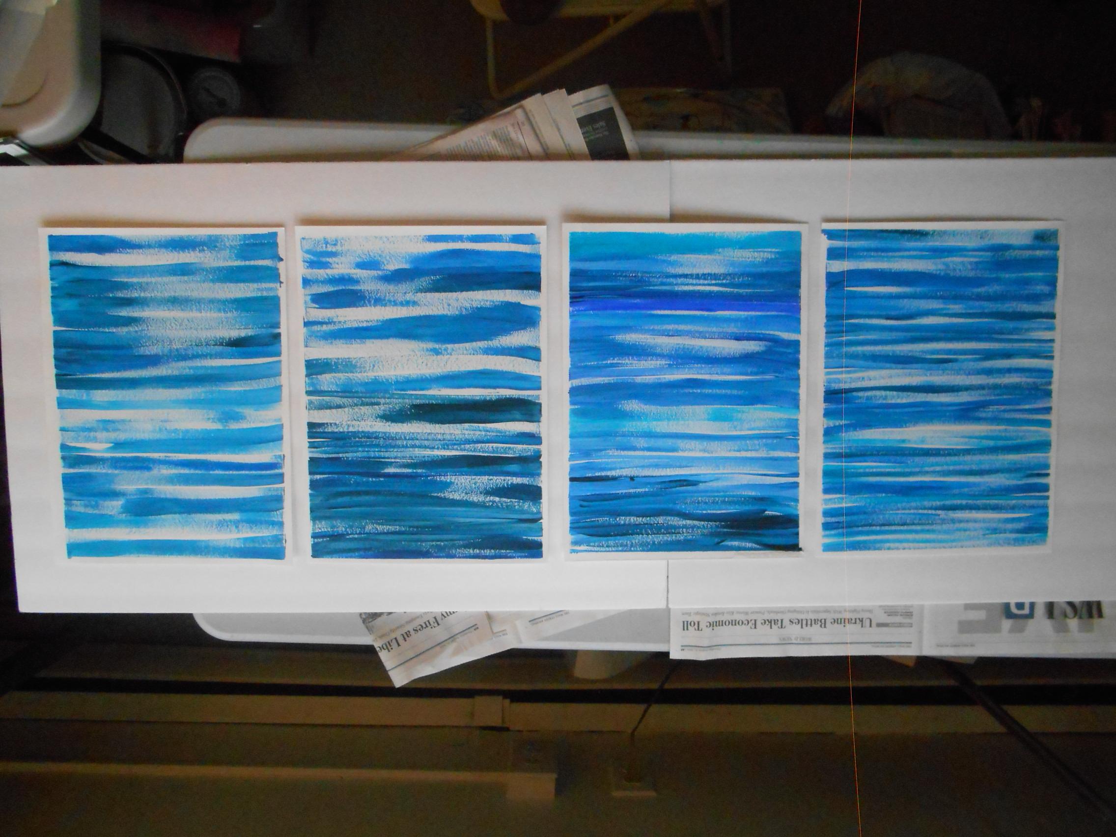 Sea Studies Bahamas series 2014