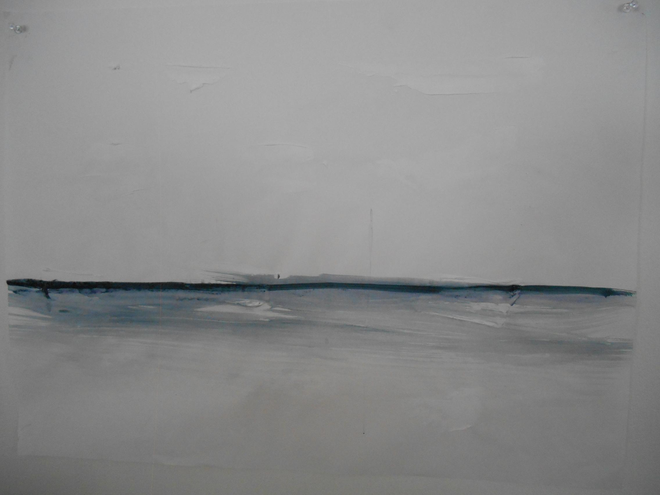 Ice on the Severn