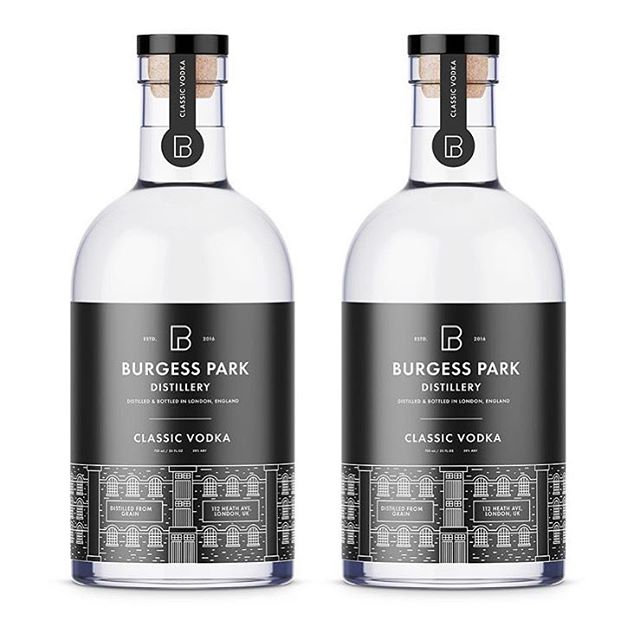 Modern, clean, and bold. Nicely done @brmgraphicsbydesign . . . #labels #labeldesign #packagingdesign #liquor #drinks #bar #black #graphicdesign #branding #brandidentity #marketing #business #art #documentowls