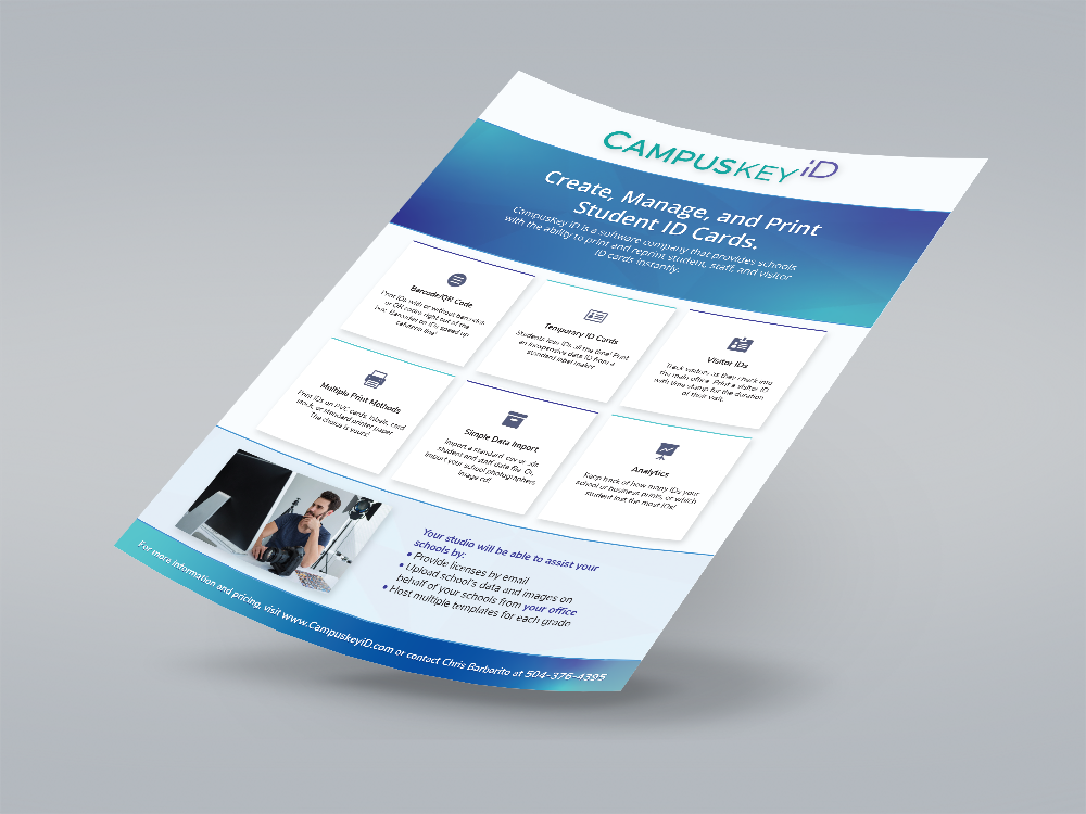 CampusKey iD  Marketing Flier
