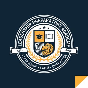 Leadership Preparatory Academy  Logo Redesign and Website