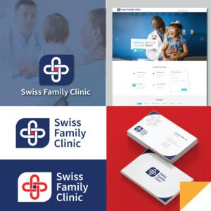 Swiss Family Clinic  Brand Identity