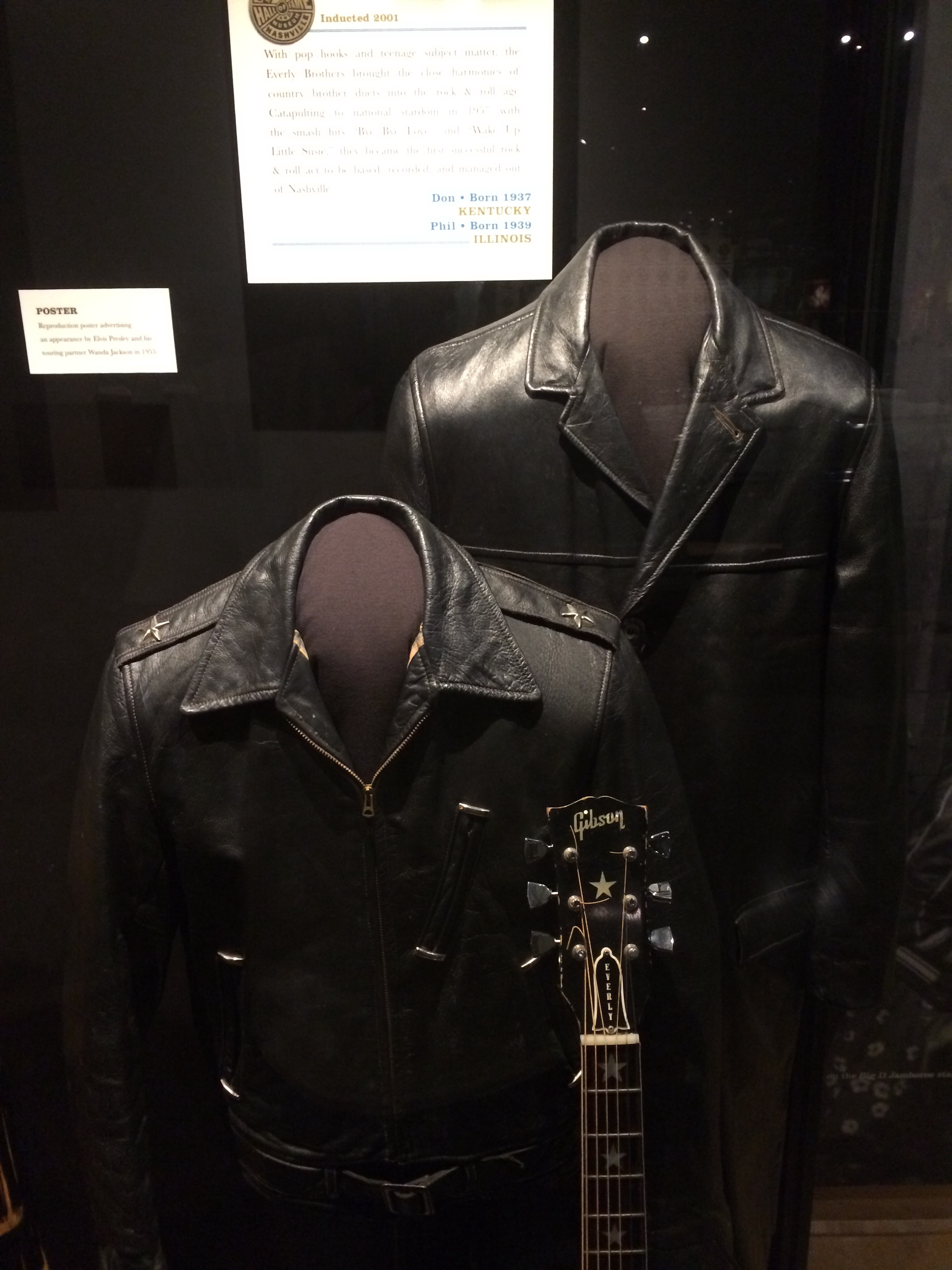 The Everly Brothers (jackets)