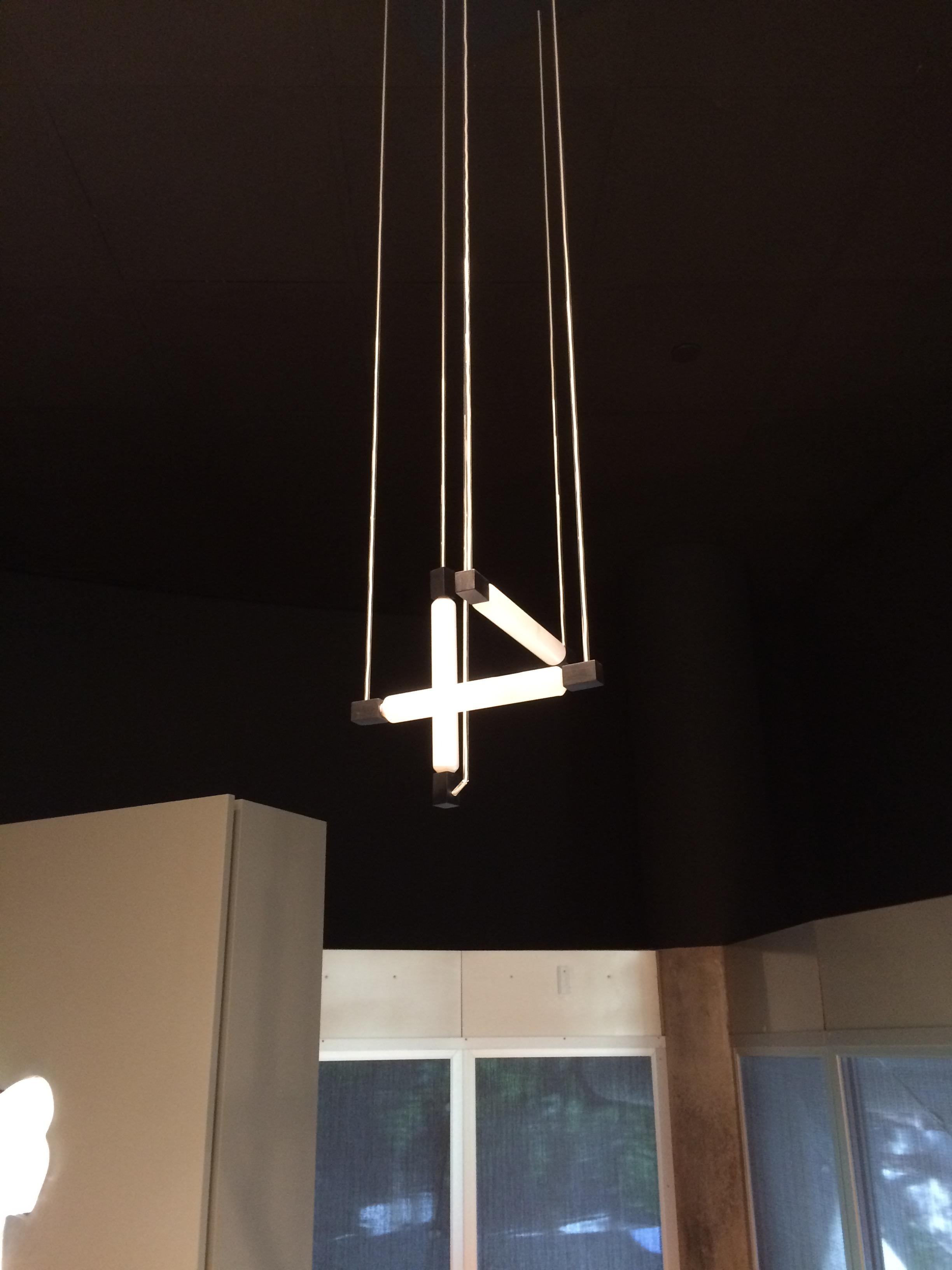 Gerrit Rietveld lamp