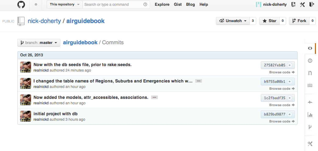 airguidebook on GitHub