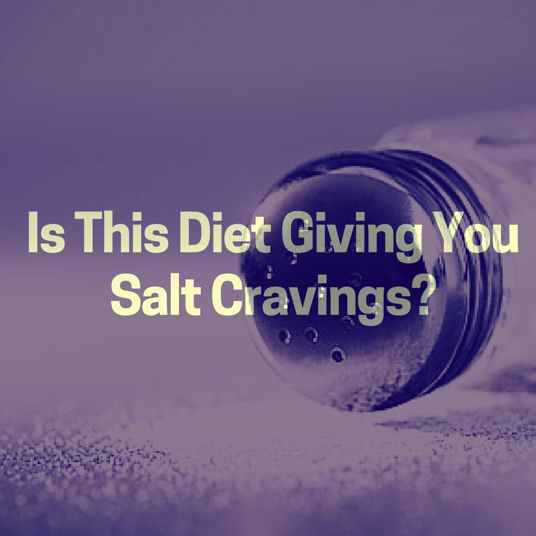 salt cravings