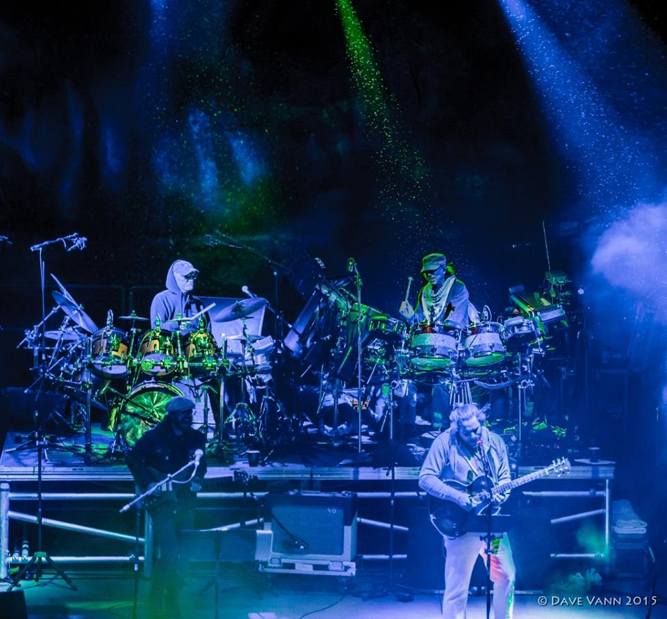 The Disco Biscuits with Tom Hamilton & the Rhythm Devils @ Red Rocks 2015
