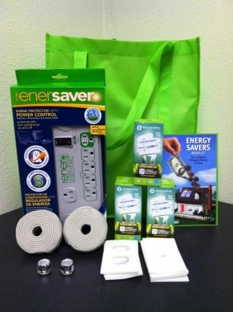 A Do It Yourself Energy Saving Kit