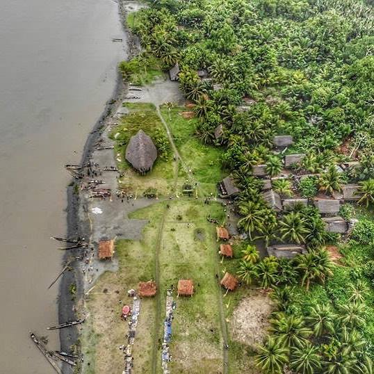Kopar Village, Sepik River
