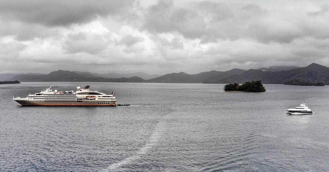PROVIDING SERVICES FOR EXPEDITION SHIPS AND SUPER YACHTS IN THE ASIA PACIFIC REGION