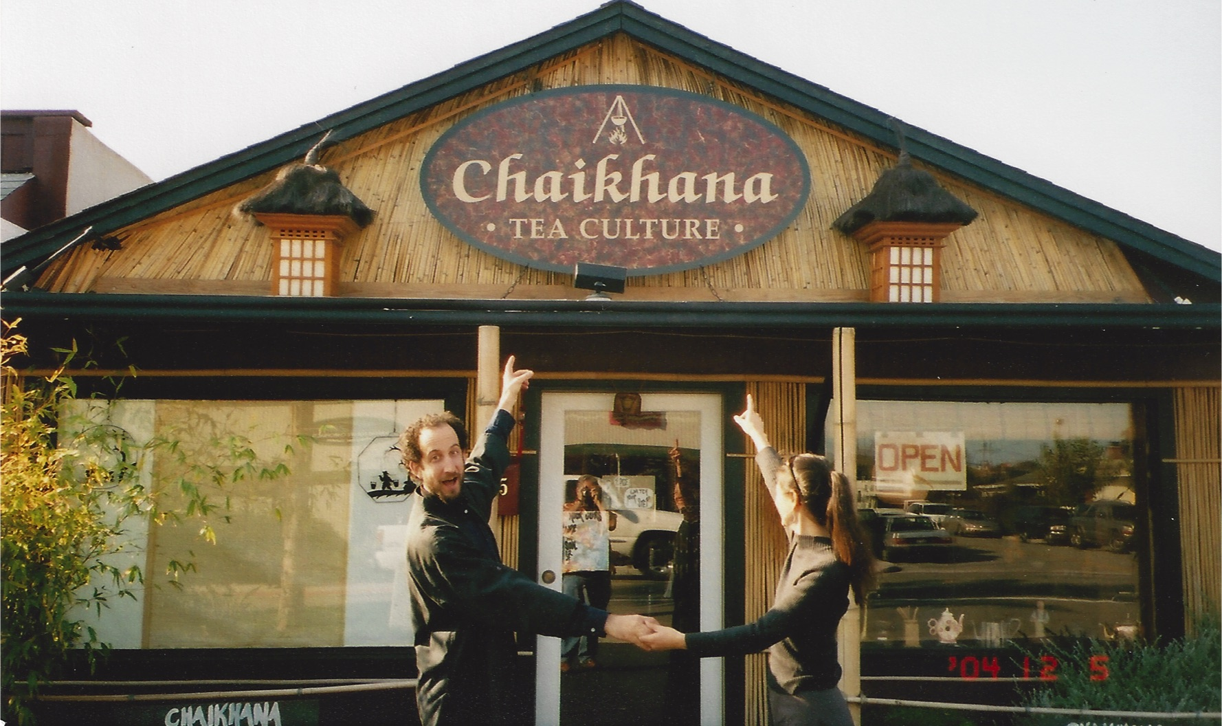 Chaikhana Tea Culture on 41st Ave