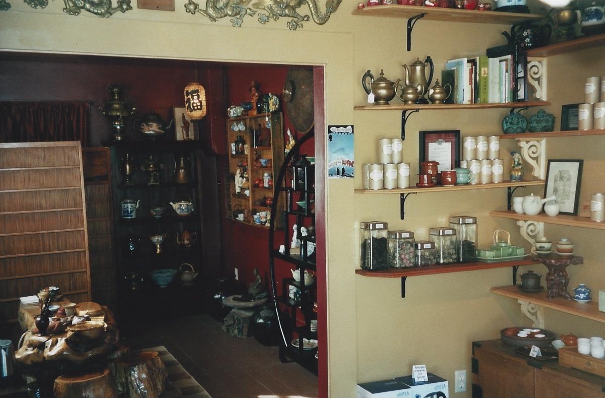 Chaikhana Tea Culture on Cedar St (later years)