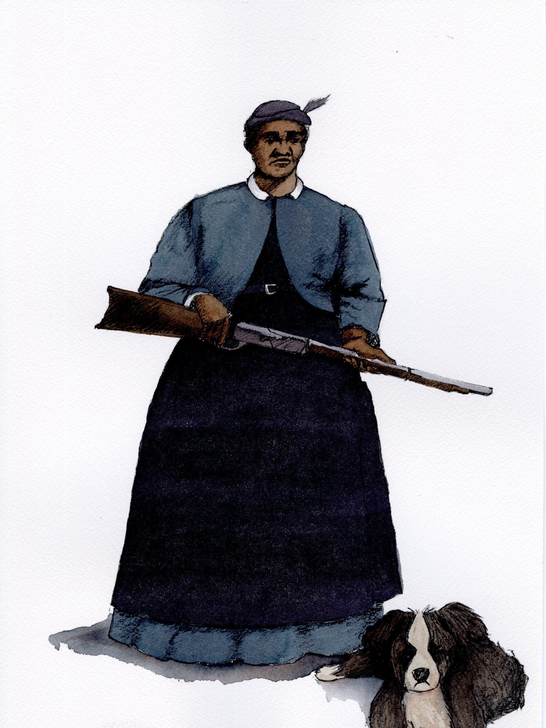 """Stagecoach Mary"" : Mary Fields"