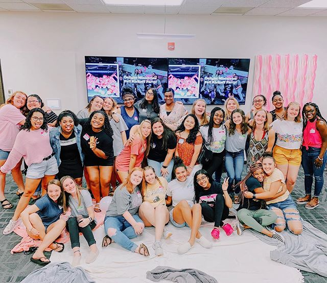 Kickoff Season is the BEST season!!! 🤩💗 We are so excited for the 150 chapters kicking off this fall!! Join us in praying for these kickoffs and the women in these incredible Christ-centered communities! 💕