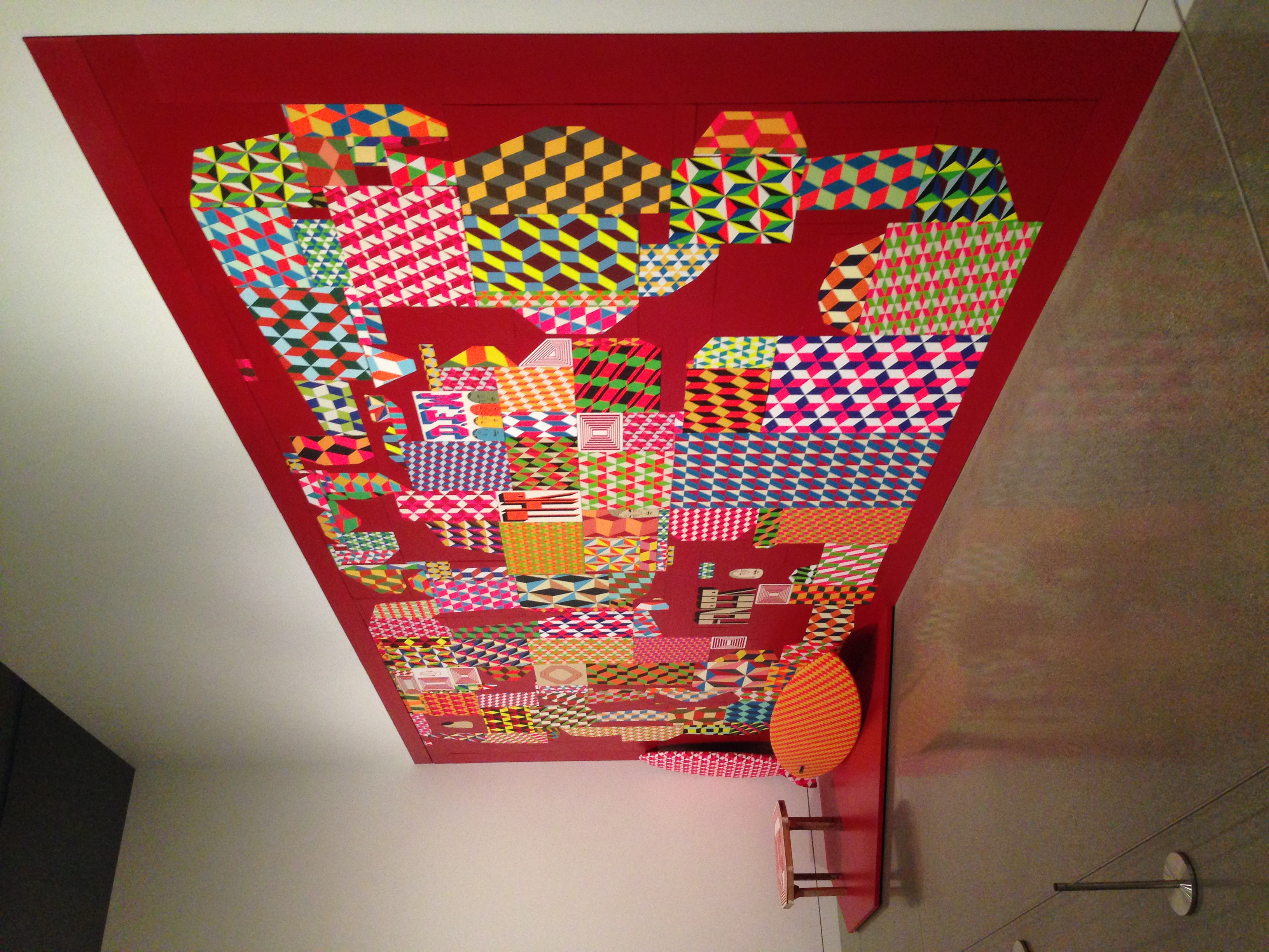 Barry McGee   Untitled,  2010