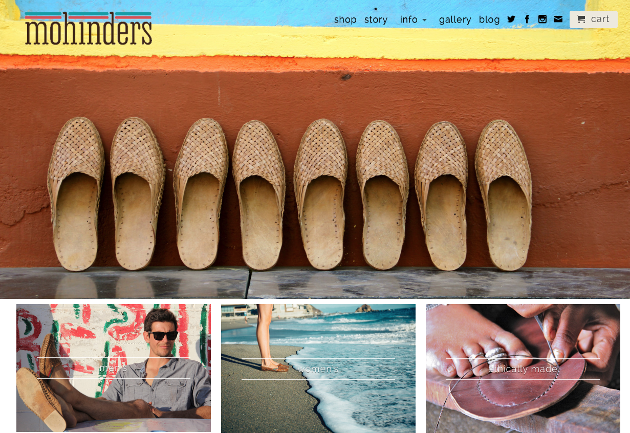 Mohinders Shoes