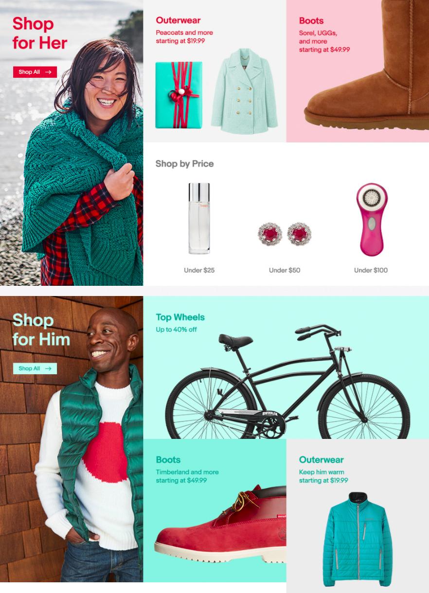 client:  eBay  | post production & color:  The Post Shop