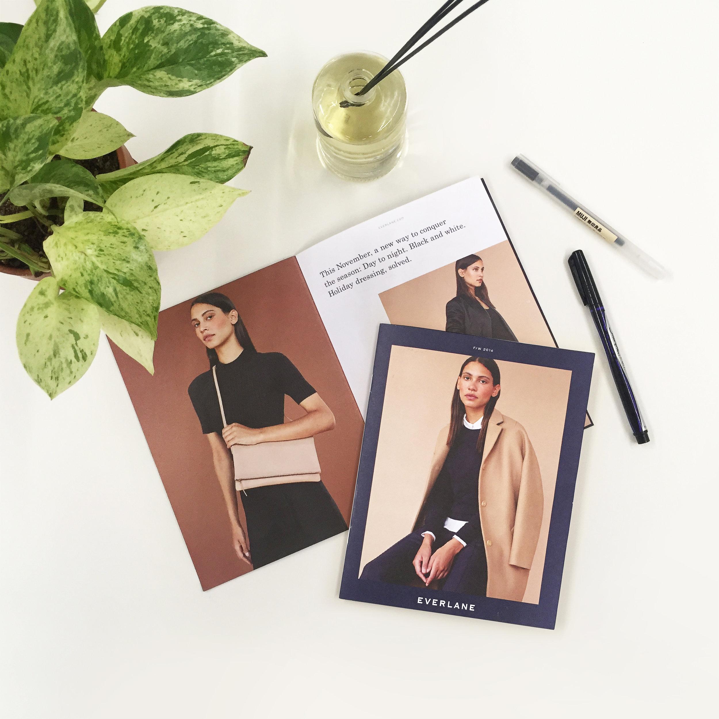 client:  EVERLANE | post production & retouching:  The Post Shop