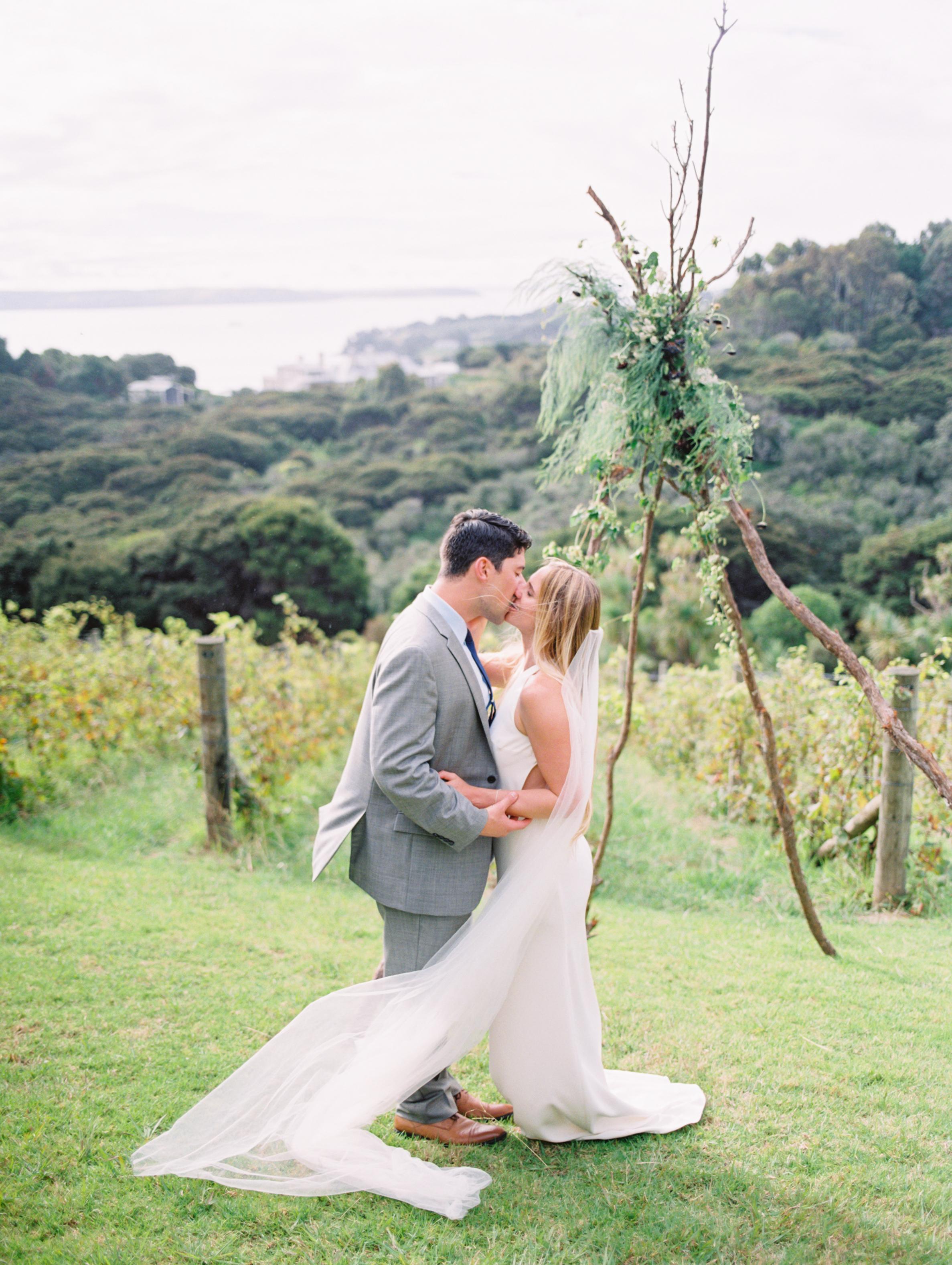 Christy + Kyle  New Zealand