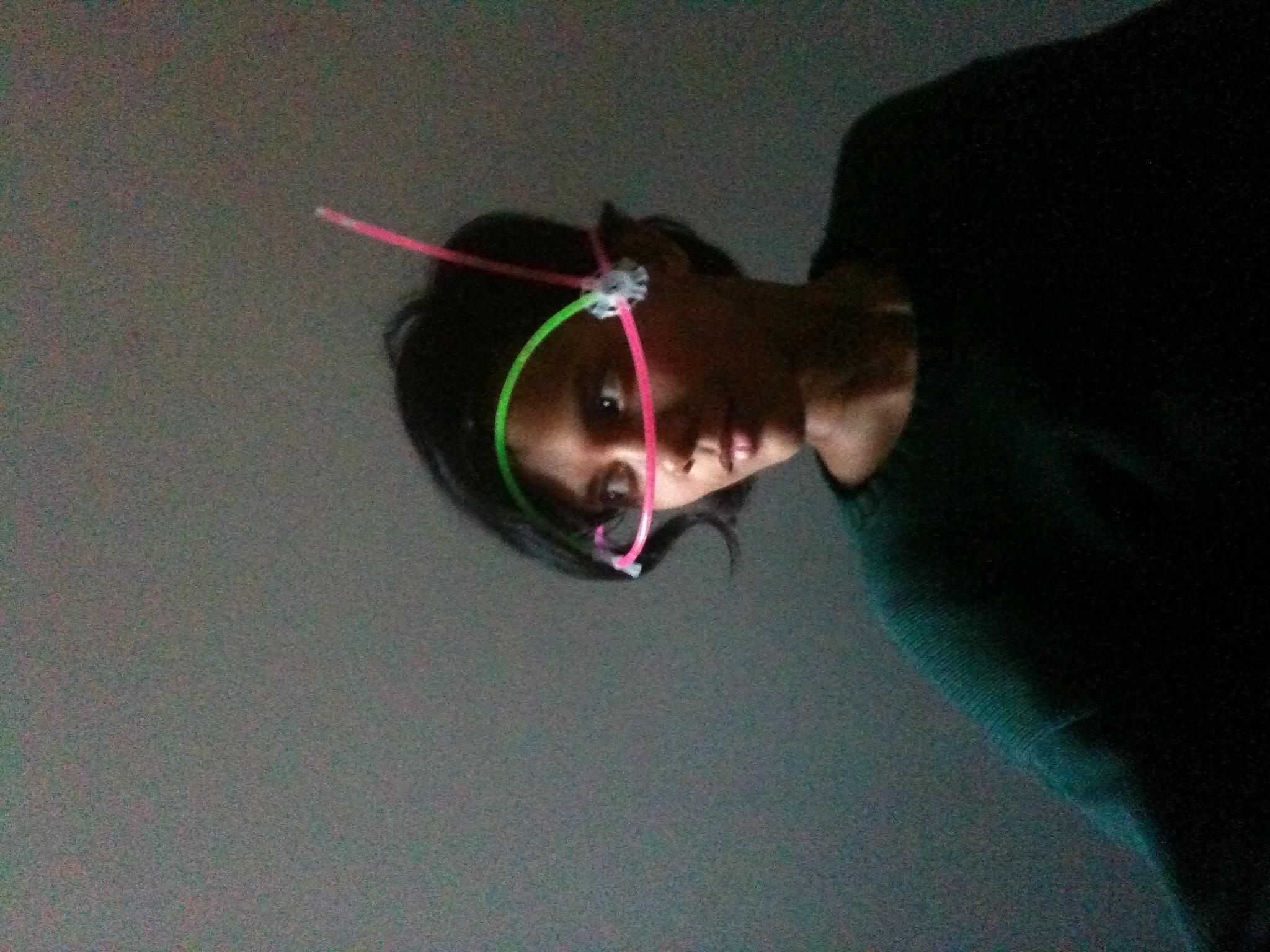 Jaime Powell profile shot 2014