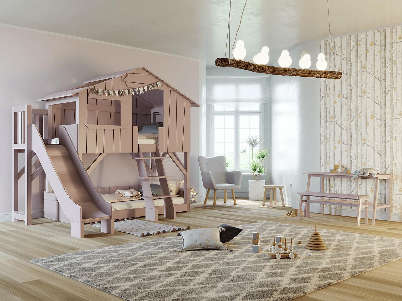 Lit Bebe Cabane Evolutif la chambre enfant de vos rêves — la maison d'amélie
