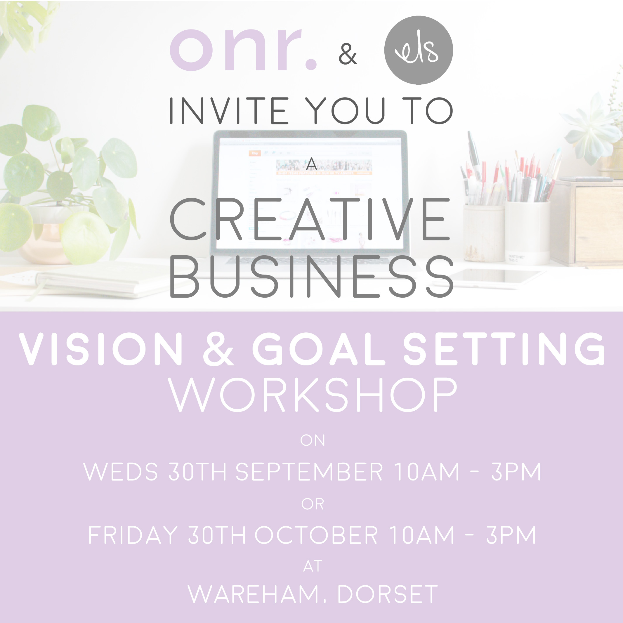 onr. x Els Pontin creative business workshops
