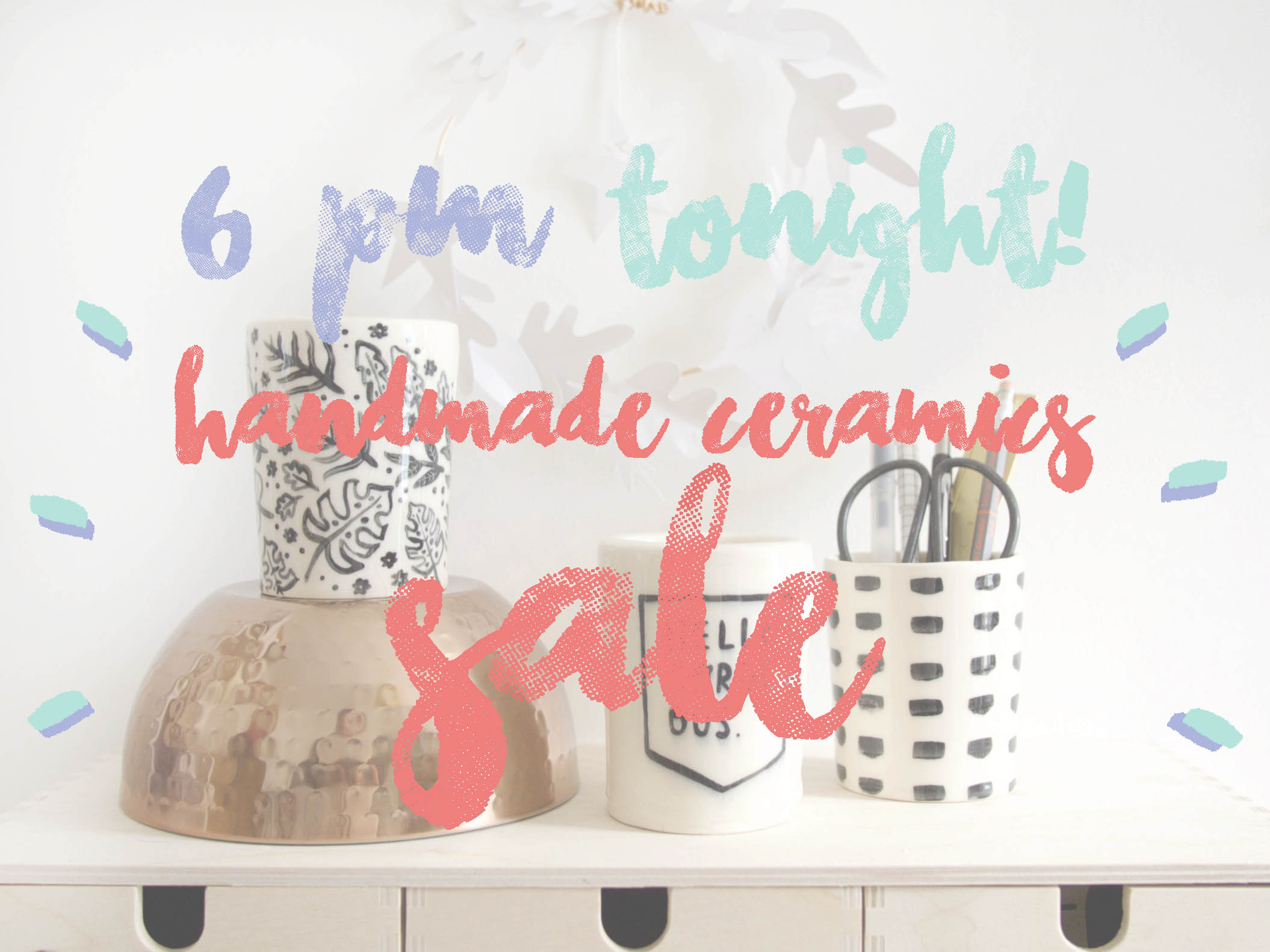 OH NO Rachio! Handmade Ceramics // Christmas Sale