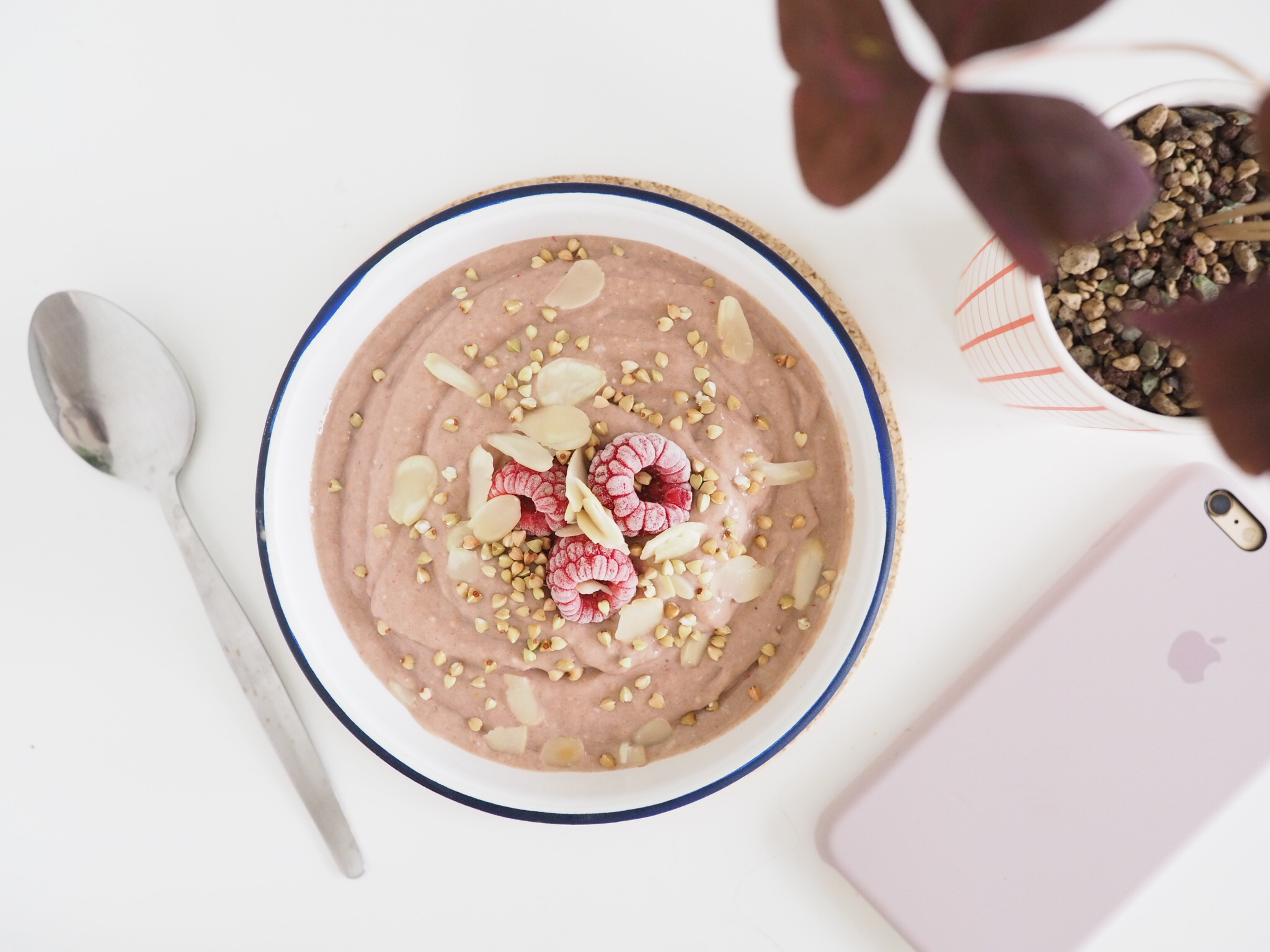 ohnorachio | vegan smoothie bowl