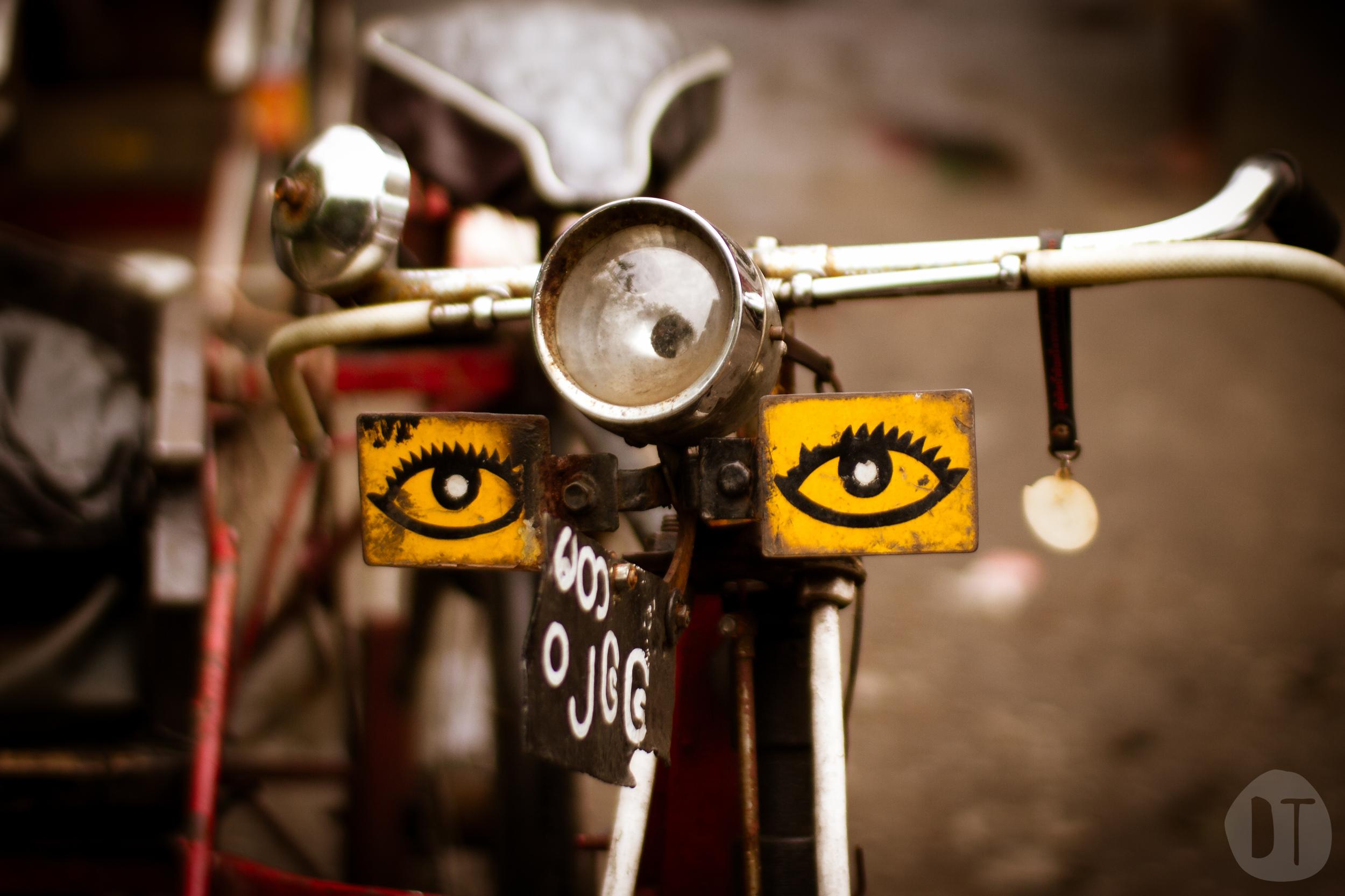 Bike friendly.