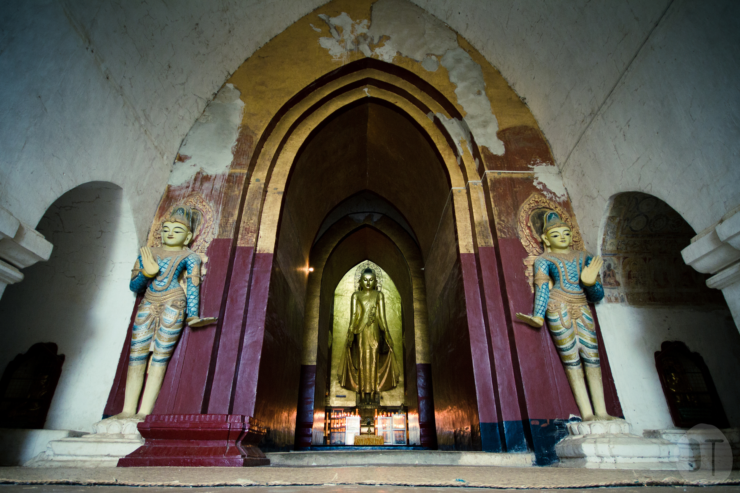 Ecclesiastical architecture.