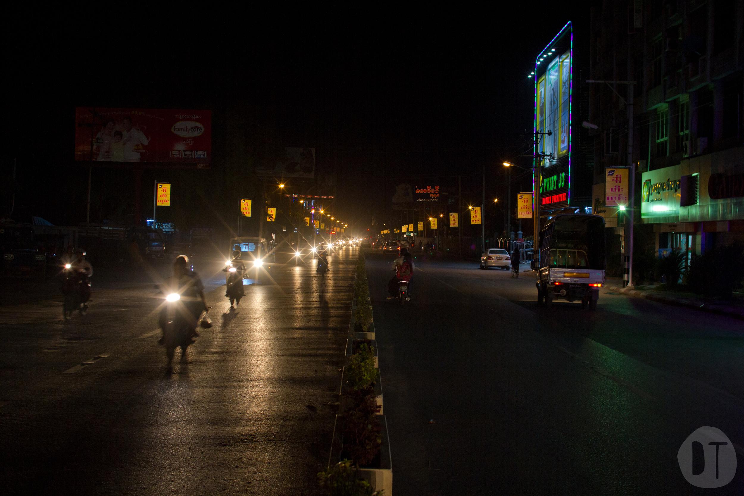 The Road to Mandalay.