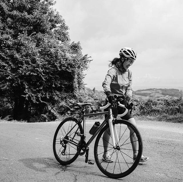 Why we ride... for those smiles! #ventouro #lifeinmotion 📷 @floraoh