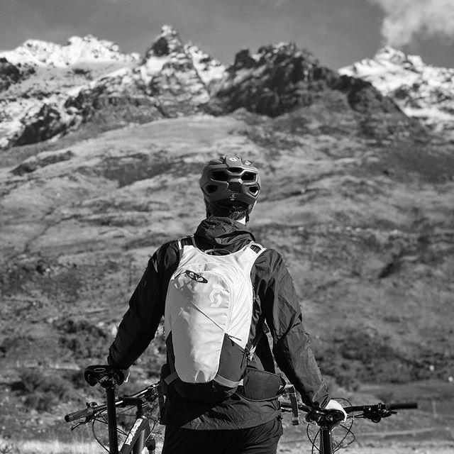 Adventure awaits, supplies packed with @bikeonscott #lifeinmotion #ventouro
