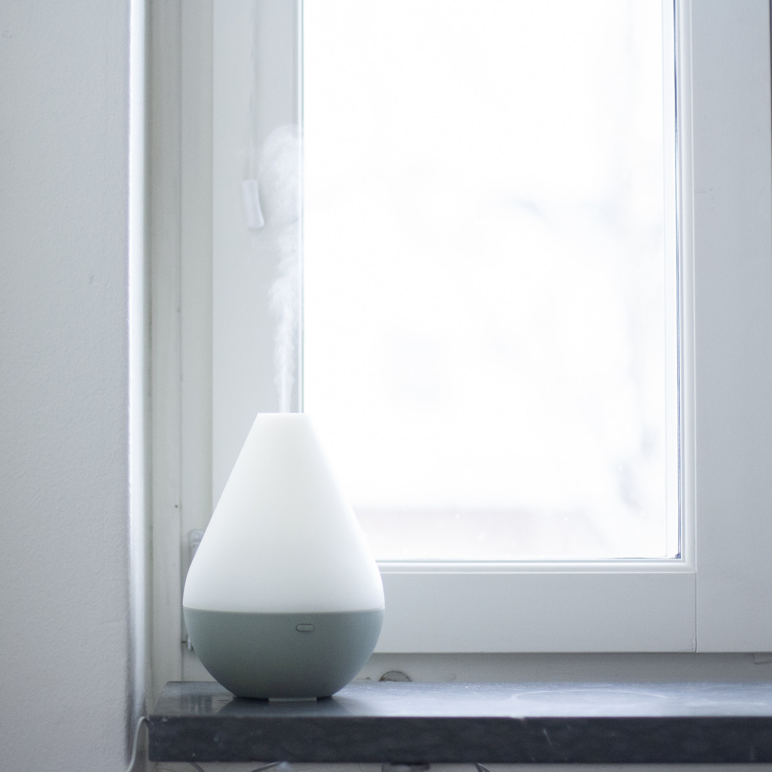 Get an aroma diffuser