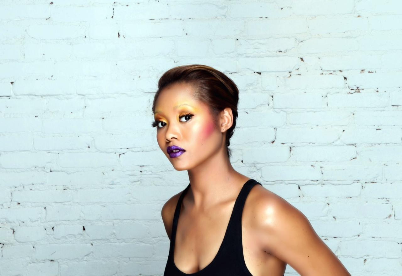 Fashion Makeup | Tymia Yvette | Baltimore Maryland Makeup Artist