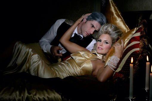 As The World Turns | Austin Peck & Terri Colombino | Tymia Yvette Makeup