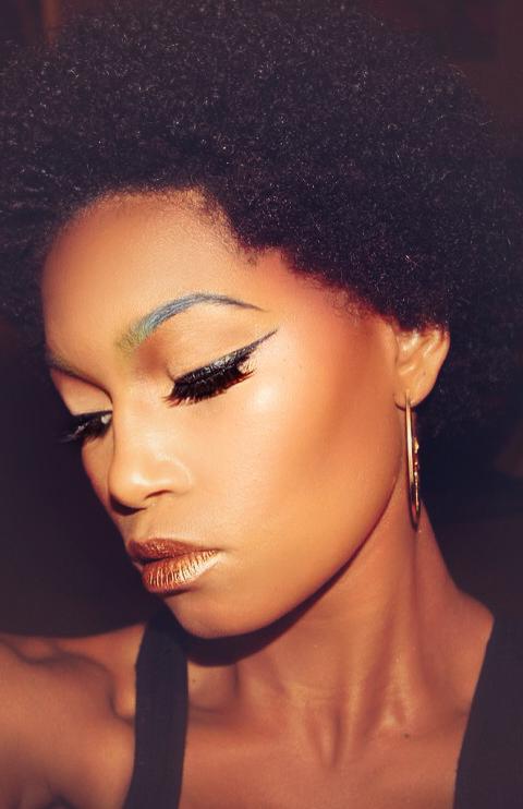 Fantasy Photoshoot | Makeup Artist | Tymia Yvette