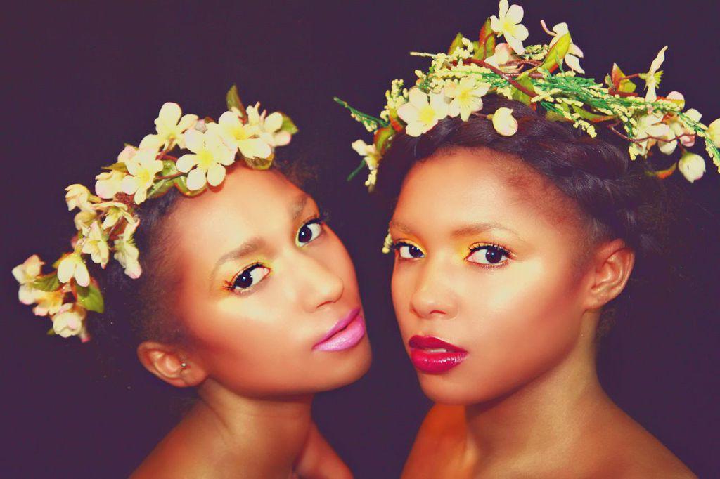 Print Model Photoshoot | DC & Baltimore Makeup Artist | Tymia Yvette
