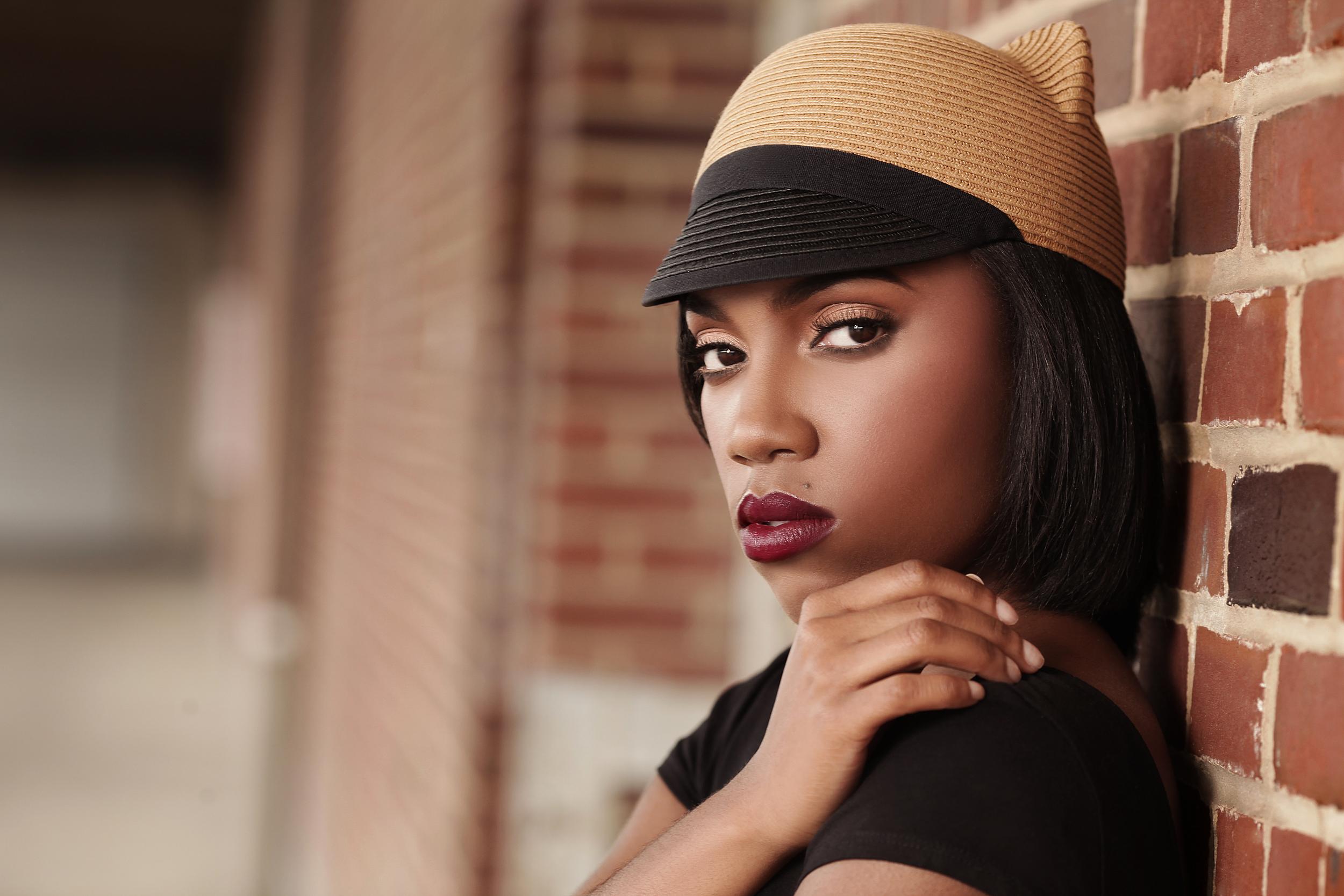 Comp Card Makeup | Tymia Yvette Makeup Artist | Washington DC