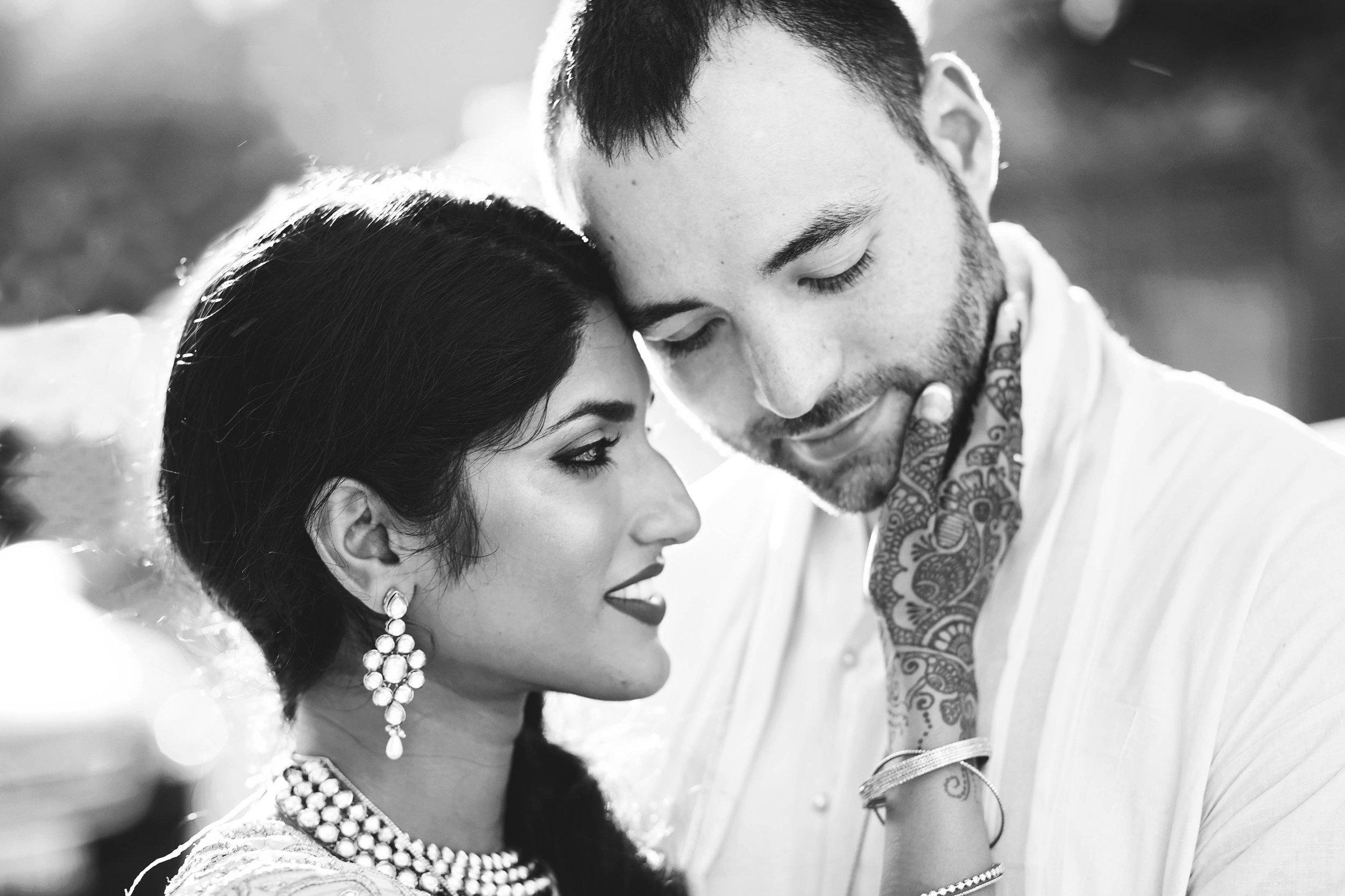 Indian Bridal Makeup | Maryland Makeup Artist | Tymia Yvette
