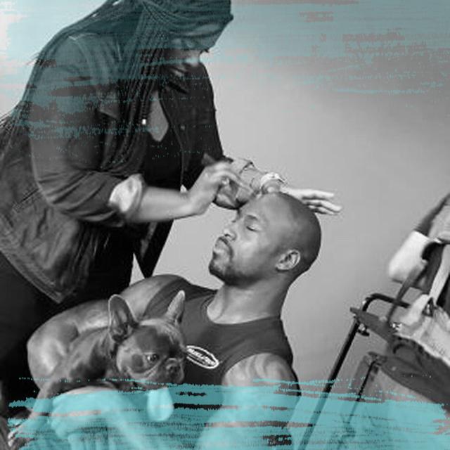 Tymia Yvette | Redskins Vernon Davis | Behind the Scenes