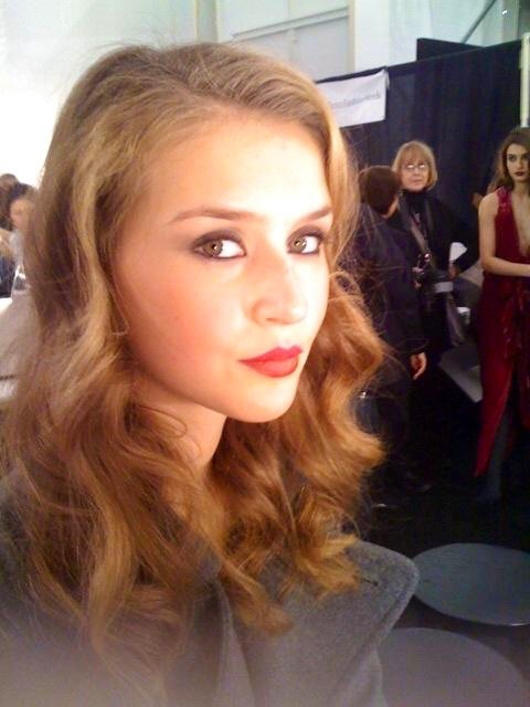 Tymia Yvette | NY Fashion Week Makeup | Behind the Scenes