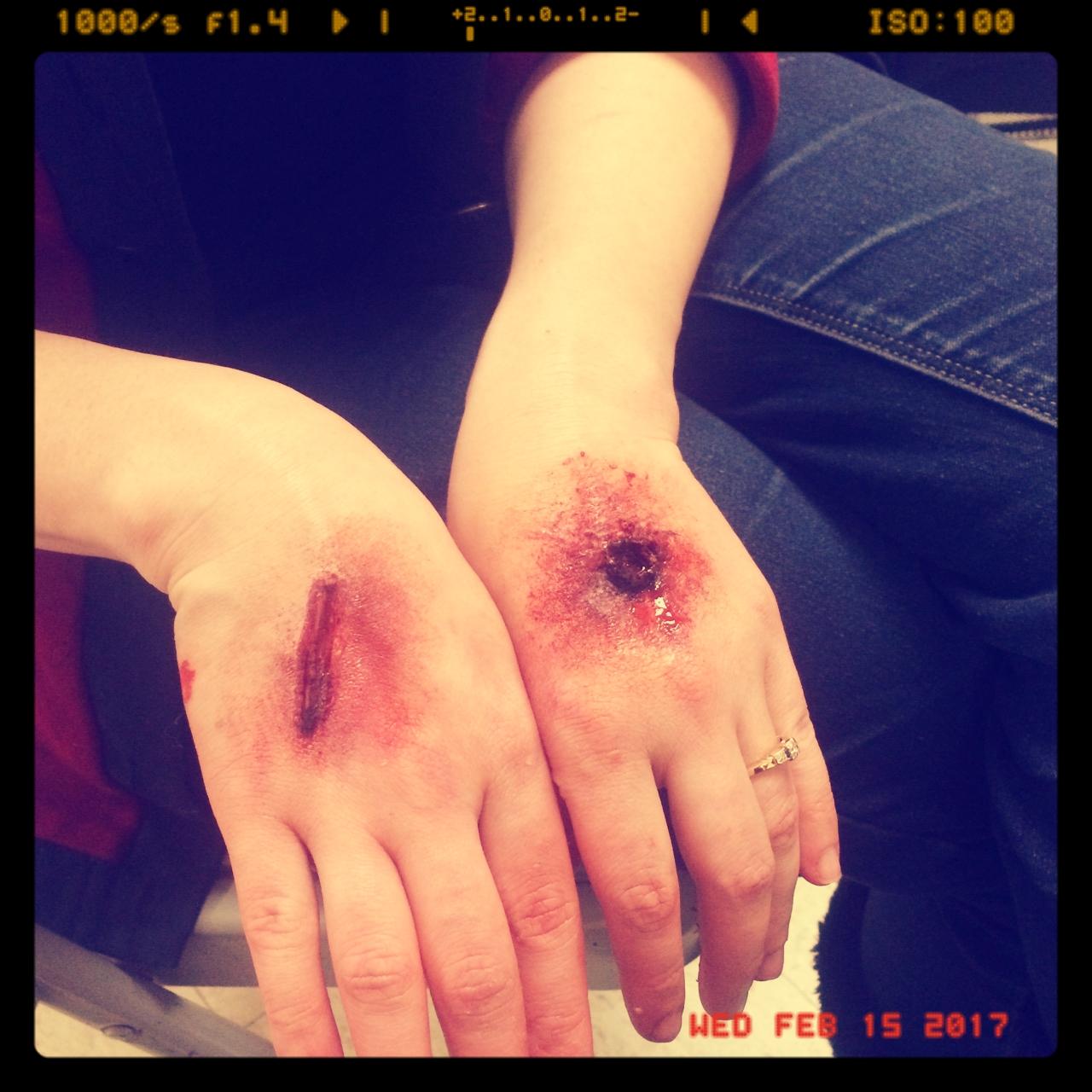 FX Makeup | Goodbye Charm City | Tymia Yvette