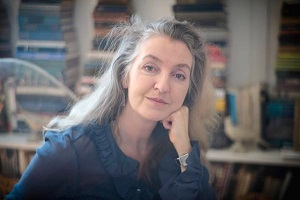 "Rebecca Solnit   If you haven't, read Rebecca's ""The Mother of All Questions"", then let's chat when you're done. Feminism is humanism, and is needed today more than ever   (Photograph: David Butow)"