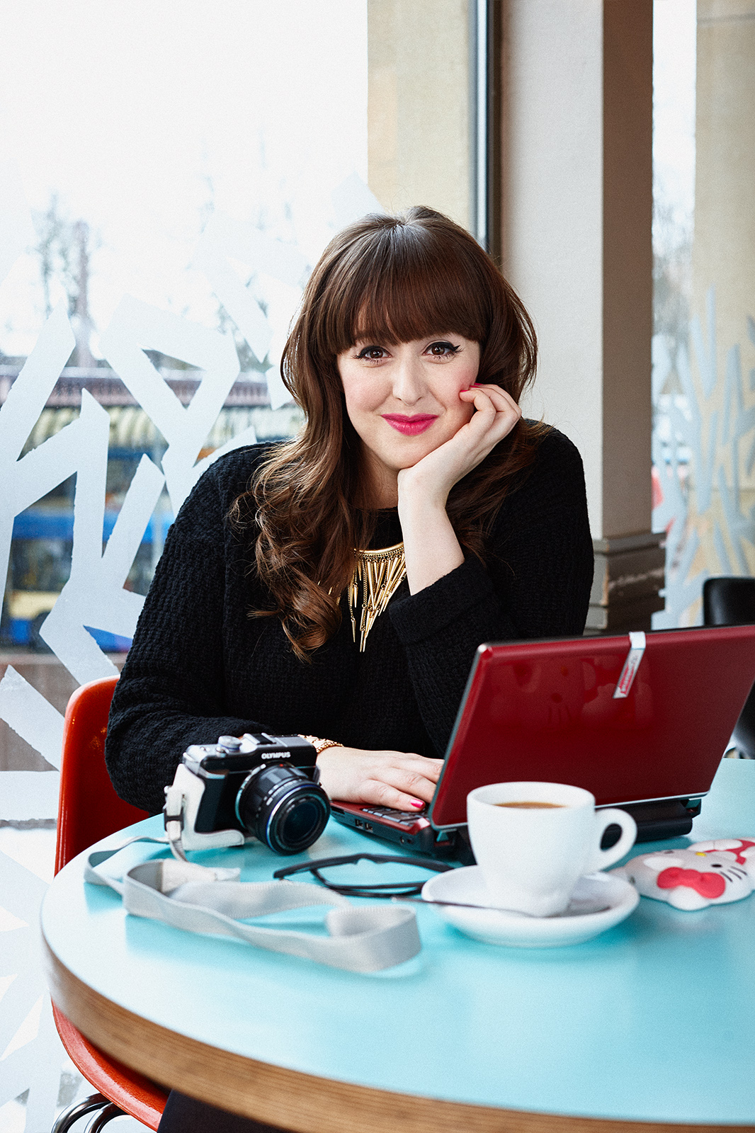 In the workplace with Danielle Wightman-Stone
