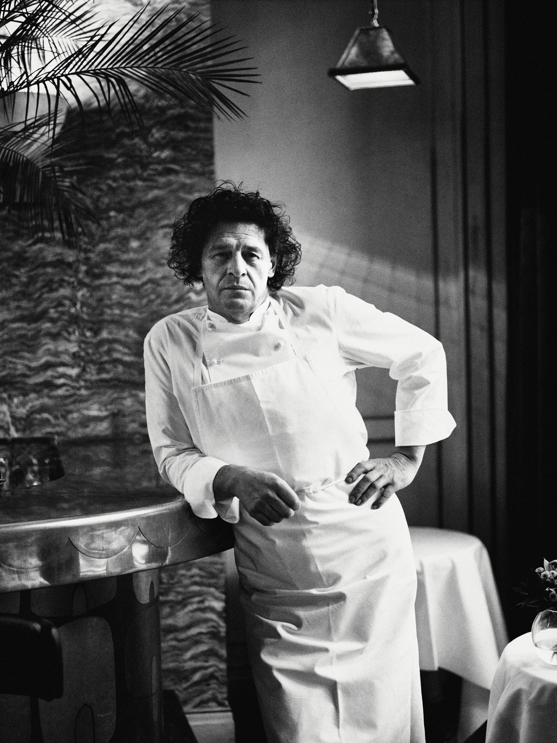 In the workplace with Marco Pierre White